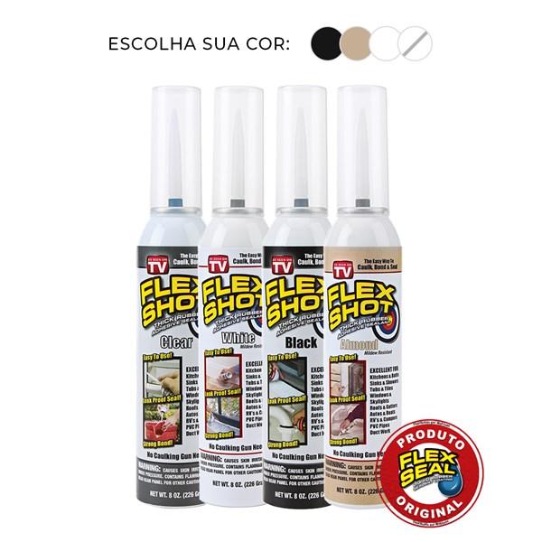 Flex Shot - Bisnaga de vedação - 230ML | Flex Seal