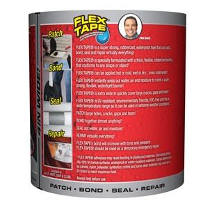 Flex Tape Fita Multi-Aplicação Cinza - 10 x 150 cm