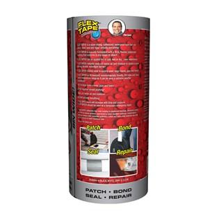 Flex Tape Fita Multi-Aplicação Cinza - 20 x 150 cm