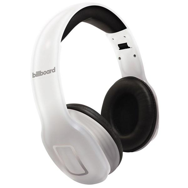 Fone de ouvido bluetooth cinza - Billboard