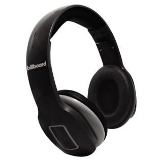 Fone de ouvido bluetooth preto - Billboard