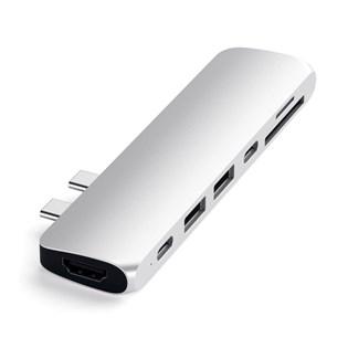 Hub Adaptador Pro USB-C Compatível MacBook Pro - Satechi