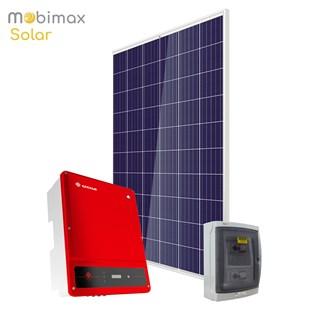 KIT GERADOR ENERGIA SOLAR 3,9KWP - Telha Cerâmica