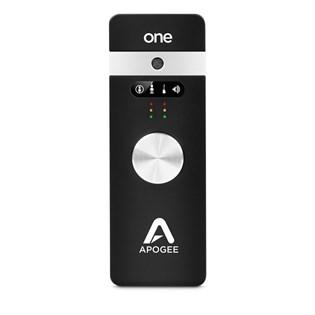 Microfone e interface áudio usb one - Apogee