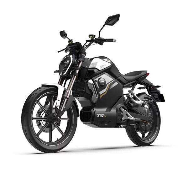 """Moto Elétrica TSX Vermelha - Motor de 1500W até 3000W Rodas 17"""" - Super Soco"""