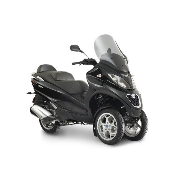 Moto MP3 Business 300 Preta - Piaggio