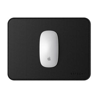 Mousepad Couro Ecológico Preto - Satechi