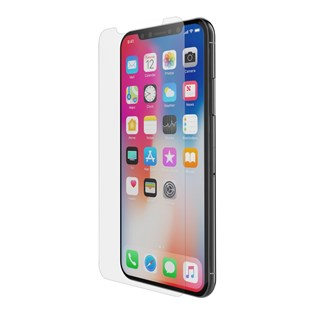 Película de vidro antireflexo iPhone X - Belkin