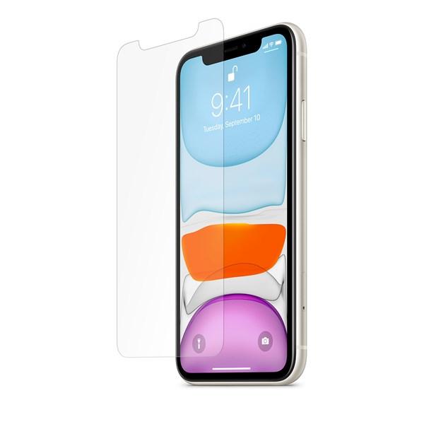 Película tela vidro antireflexo iPhone XR - Belkin