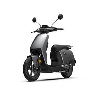 "Scooter Elétrica CU Cinza - Motor de 900W até 1200W Rodas 12"" - Super Soco"