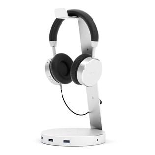 Suporte e base carregadora para fones de ouvido - Satechi