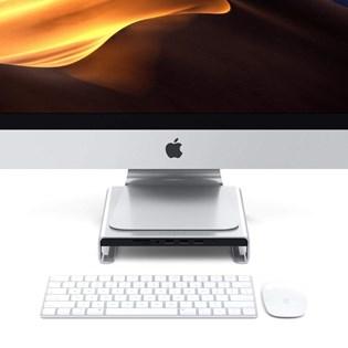 Suporte Hub de alumínio para Monitor iMac USB-C - Satechi