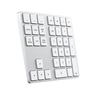 Teclado Estendido Bluetooth Prata - Satechi