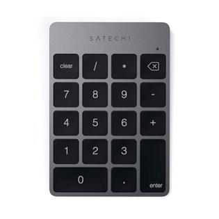 Teclado Slim Numérico Space Gray Para Macbook iPad - Satechi